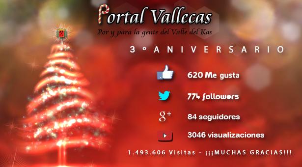 3º ANIVERSARIO DE PORTAL VALLECAS
