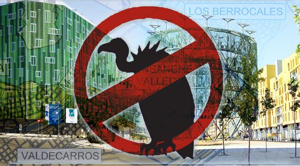 Inquilinos del Ensanche de Vallecas contra los Fondos Buitre