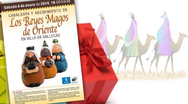 Enero 2014 – Agenda de Actividades – Cursos en el 2014 y Cabalgata de los Reyes Magos