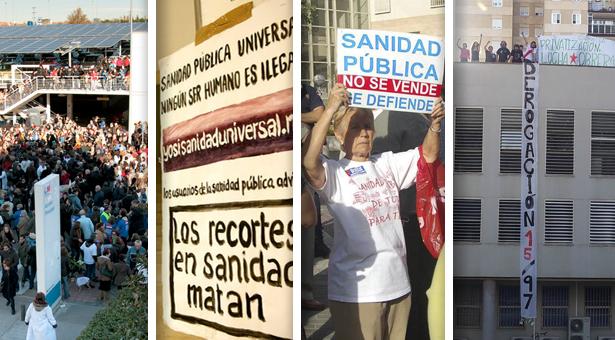 Suspensión de la externalización sanitaria en Madrid y dimisión de Lasquetty