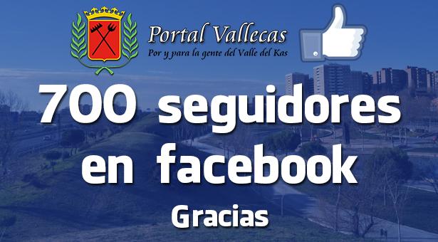 700 Seguidores en nuestra FanPage de facebook