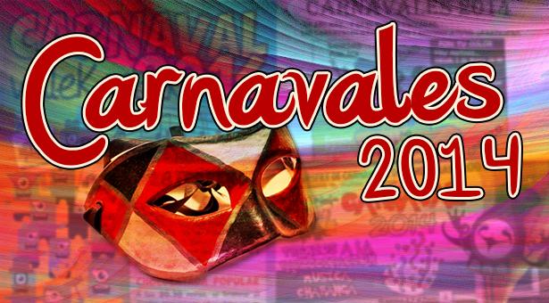 Carnavales en Vallekas 2014 - Puente, Villa y el Pozo
