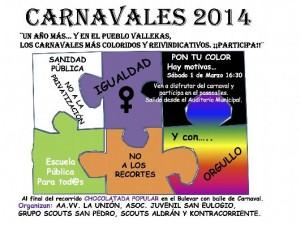 Carnaval 2014 - Villa de Vallecas