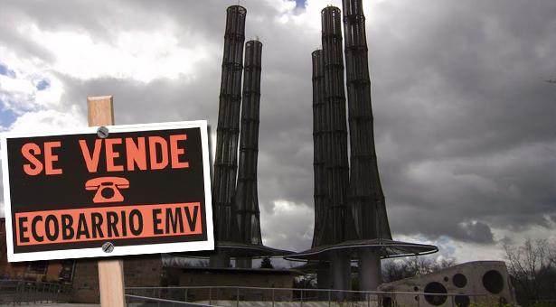 El Ayuntamiento de Madrid pone a la venta los solares donde se iba a construir las viviendas del ecobarrio de Vallecas