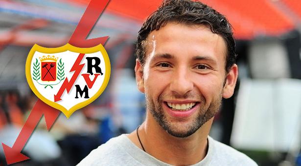 El defensa rumano Razvan Rat nuevo fichaje del Rayo Vallecano