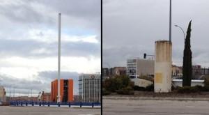 Foto del antes y el después (Imágenes de Lo mejor del Ensanche de Vallecas)