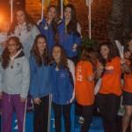 Oro 4x25 arrastre juvenil femenino