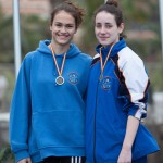 Oro Cuerda Juvenil femenino