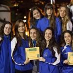 Segundo puesto juvenil femenino