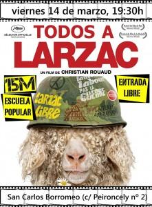 Docufórum: Todos a Larzac