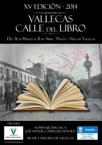 XV Edición - Vallecas Calle del Libro - 2014