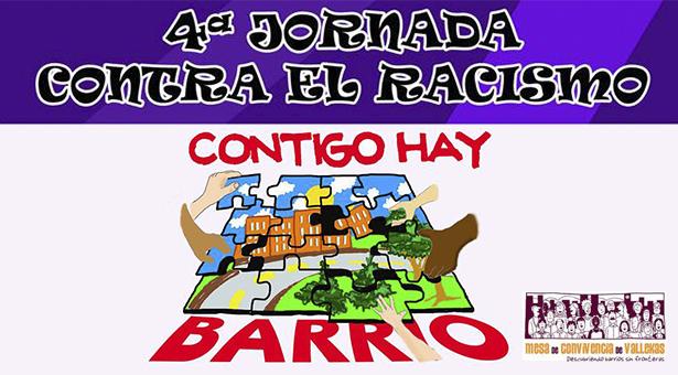 IV Jornada contra el Racismo en Vallecas