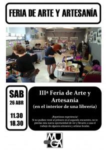 III Feria de Arte y Artesanía