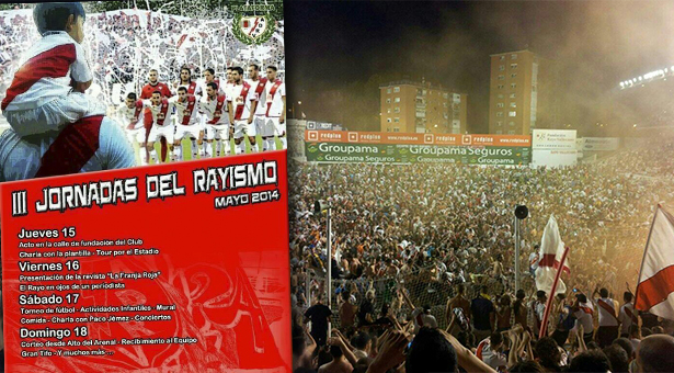 III Jornadas del Rayismo - 15 al 18 de Mayo