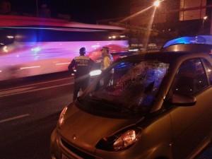 Estado del vehículo involucrado en el accidente