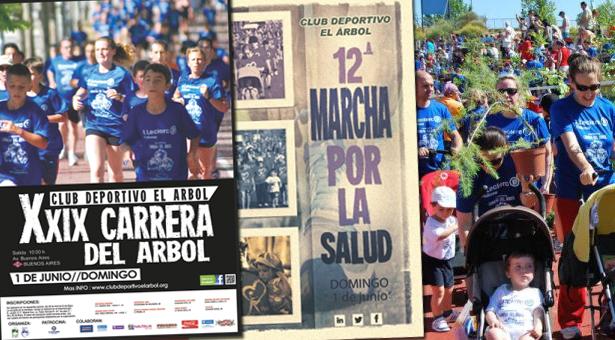 XXIX Carrera del Árbol y XII Marcha por la Salud