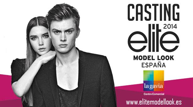 """Concurso/Casting de Modelos """"Elite Model Look España"""" en el C.C. La Gavia"""