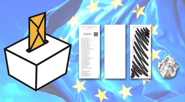 25 de Mayo - Elecciones al parlamento Europeo ¿Votar o no votar?