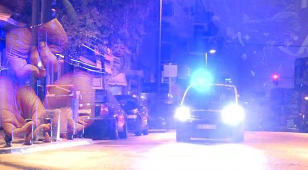 Reyerta multitudinaria en Puente de Vallecas que deja un herido grave