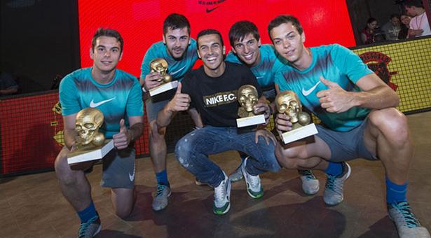 El equipo Taselec de Vallecas, se corona como amo del Torneo de fútbol 3x3 de Madrid
