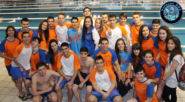 Vallecas SOS vuelve a obtener grandes resultados en el Campeonato de España de Primavera
