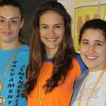 Cristina del Baño, oro en 50 arrastre maniquí juvenil