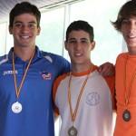 Roberto Moreno, Oro en 200 obstáculos absoluto
