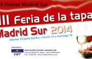 III Fiesta de la Tapa de Madrid Sur 2014