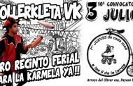 X RollerKleta VK en pro del recinto ferial para la Karmela ya!!!