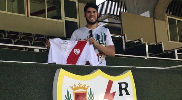 Alejandro Pozuelo noveno fichaje del Rayo Vallecano