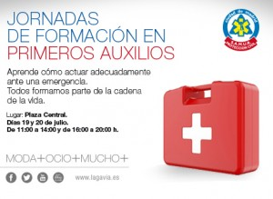 III Edición de las Jornadas de formación en primeros auxilios