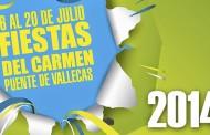 Fiestas del Carmen 2014 en Vallecas