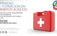 La Gavia y Samur Madrid te invitan a aprender primeros auxilios