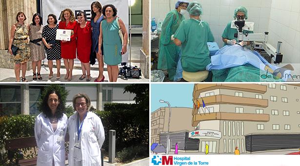 Sanidad en Vallecas: Premios, proyectos solidarios y valoraciones de los usuarios