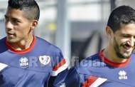 Acuerdo del Rayo con el Villarreal para la cesión de Aquino y Jonathan Pereira
