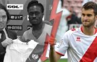 Derek Boateng rescinde su contrato con el Rayo y Léo Baptistão vuelve a Vallecas