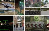 Vallecas, donde la política no sirve: acumulación de basura, falta de iluminación, riesgos de derrumbe y hundimiento