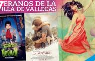 Cine de Verano en el Auditorio de Villa de Vallecas - Veranos de la Villa de Vallecas