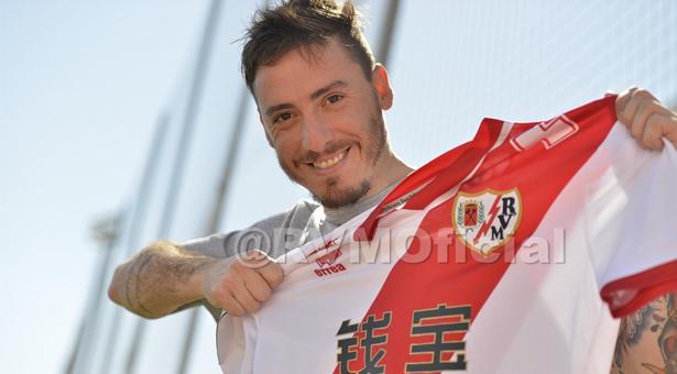 Cristian Álvarez nuevo guardameta del Rayo Vallecano