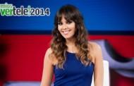 Cristina Pedroche galardonada en la II Edición de los premios Vertele