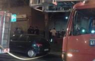 Incendio en edificio de Pablo Neruda deja 9 intoxicados