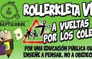 4 de Septiembre - 12ª RollerKleta Vk - Por una educación pública