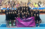 El C.E.P.G. Rítmica Vallecas destaca en el XVI Trofeo Virgen del Pilar