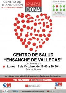 donacionsangre-Ensanche-vallecas-13-10-2014