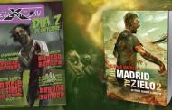 Los zombies llegan a Vallecas con Alfonso Zamora, Begoña Fumero y Generación X