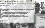 Jornadas abiertas de la PAH sobre el movimiento de vivienda en el C.S. La Villana de Vallekas