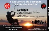 I Encuentro de Cometas en La Gavia