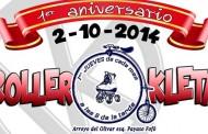 1º Aniversario de las RollerKletas VK