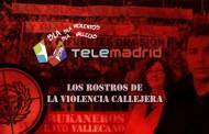 Telemadrid y sus reportajes vuelven a mentir sobre Vallecas