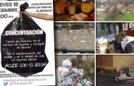 'Vallekas esta sucio', campaña para protestar por el estado de las calles de Vallecas